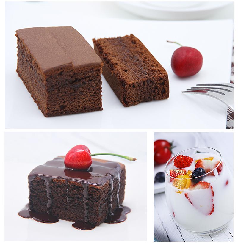 上市公司,30天新鲜短保:180gx3盒 桃李 黑巧克力布朗尼蛋糕 双重优惠21.9元包邮 买手党-买手聚集的地方