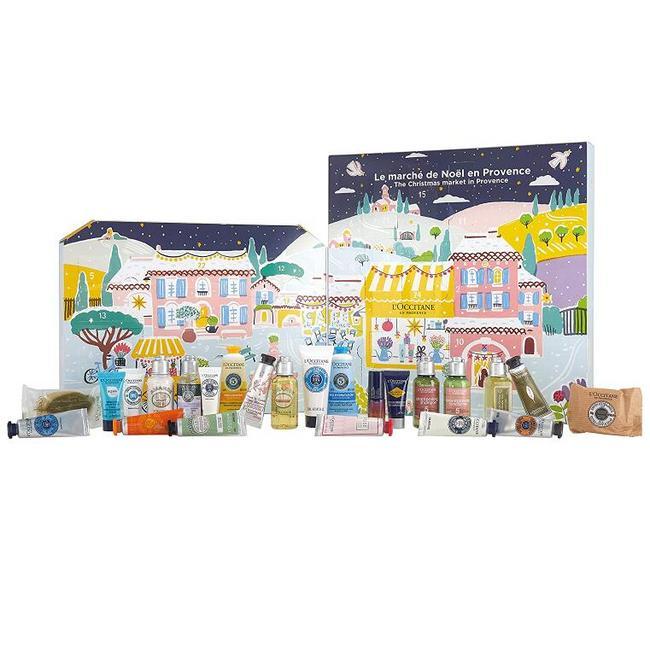 L'occitane 欧舒丹 2020年圣诞日历礼盒 24件套 559.49元包邮 买手党-买手聚集的地方