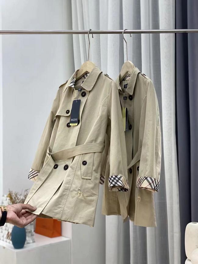 伦敦时装秀款、个位数库存:hazzys 哈吉斯 男女儿童英式风衣 团购价199元包邮(吊牌价1299元) 买手党-买手聚集的地方