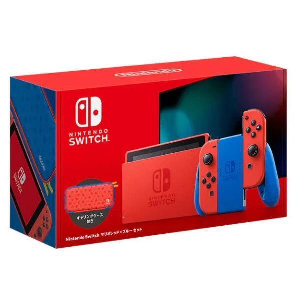 Nintendo 任天堂 Switch 超级玛丽35周年限定游戏主机 续航升级版 港版/日版 2299元包邮 买手党-买手聚集的地方