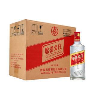五粮液 绵柔尖庄 50度浓香型白酒 整箱装 500mlx12瓶 279元包邮 买手党-买手聚集的地方