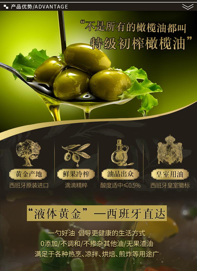 西班牙皇室御用品牌,原装进口:125ml 贝蒂斯 特级初榨橄榄油 拍2瓶19.9元包邮 买手党-买手聚集的地方