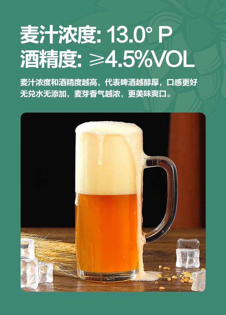 青岛特产,10天新鲜短保:4斤 旧拉斯普金 精酿原浆啤酒 19.8元包邮 买手党-买手聚集的地方