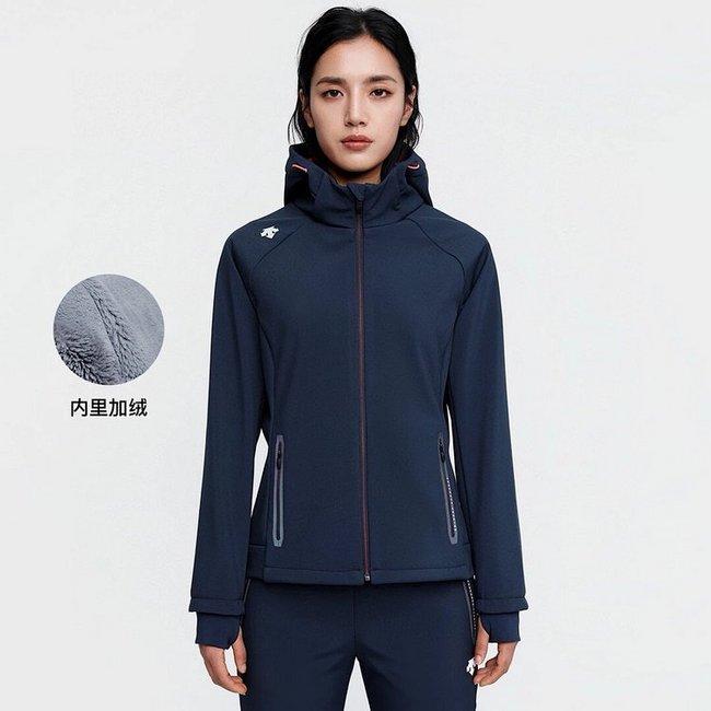日本 DESCENTE 迪桑特 女子梭织外套 加绒 秒杀价279元(专柜1590元) 买手党-买手聚集的地方